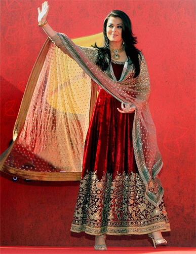 Velvet Salwar Suits
