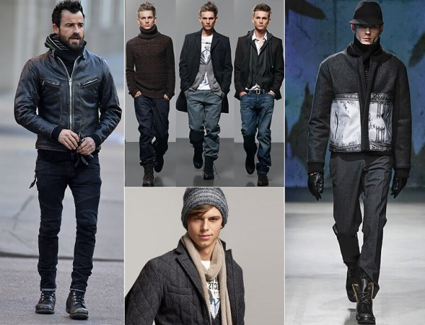 winter style tips for men