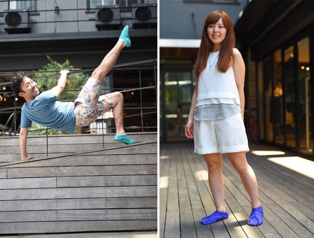 wrap around shoes fashion grinch2