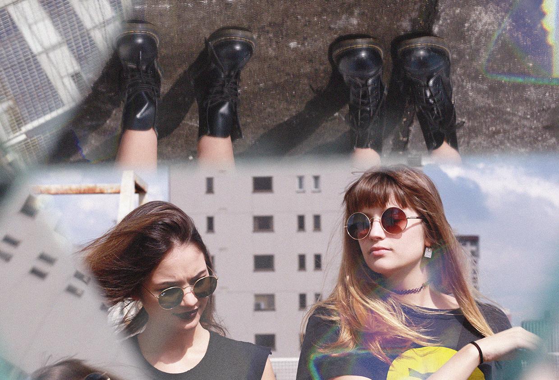 Bruna Laila prismbruna huli & igor berck - fashion grunge
