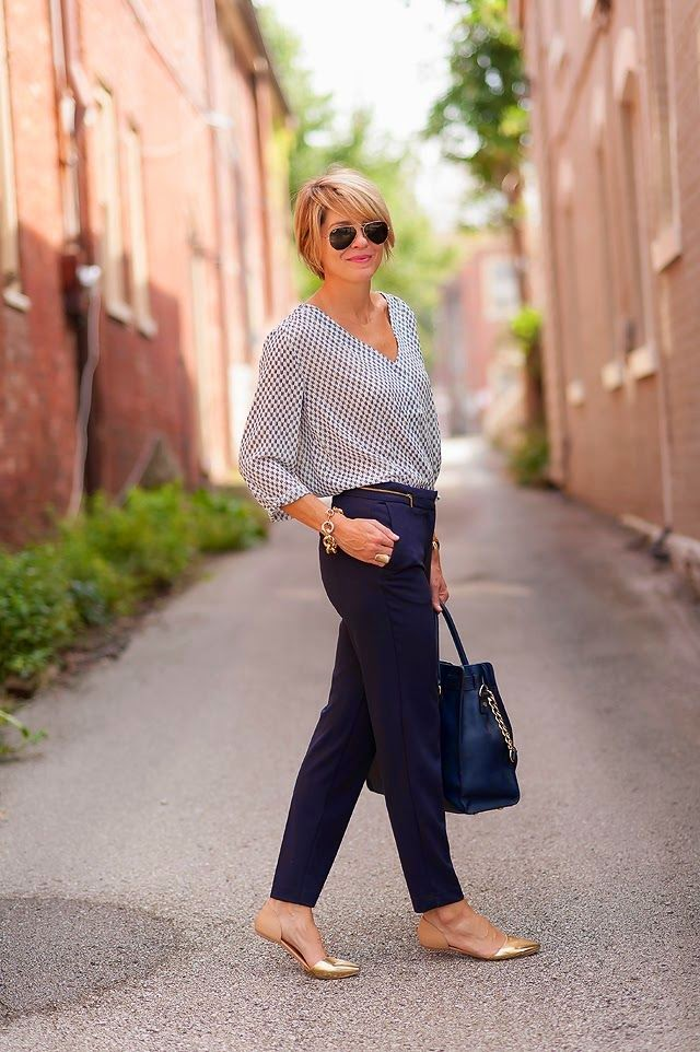 Business Casual For Women With Feminine Look 2021 ...
