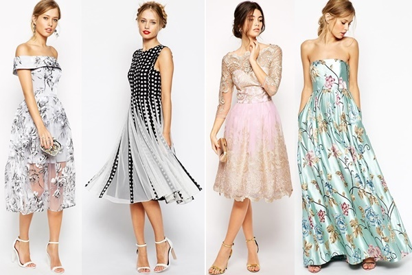 Wedding Guest Dresses For Confident Women 2019