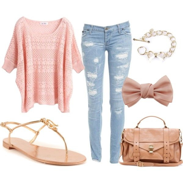Adorable Easy To Wear Outfit Ideas To Rock This Summer (23)