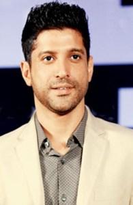 Farhan Akhtar Short Hairstyle