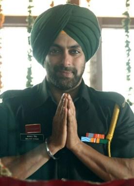 Salman Khan Hairstyle in Heroes