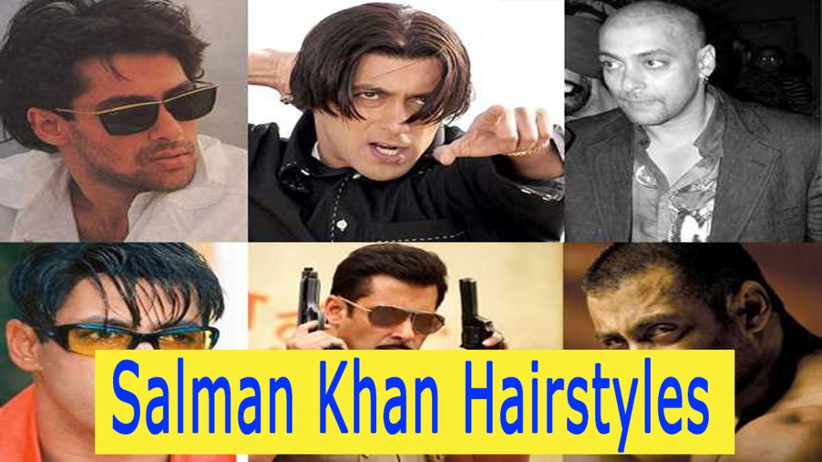 Salman Khan Hairstyles: Best Salman Khan Haircut that Give a Fabulous Look