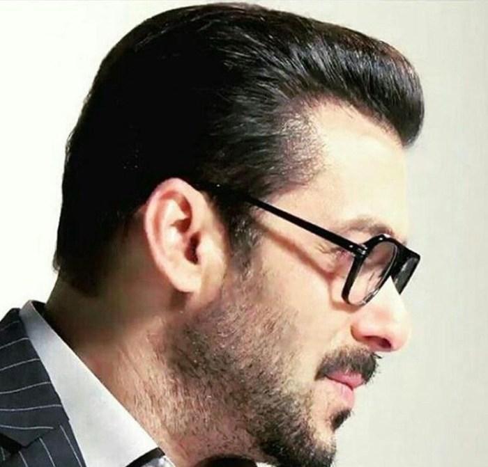 Salman hairstyle