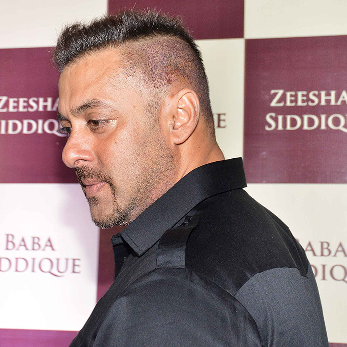 salman khan short hairstyle