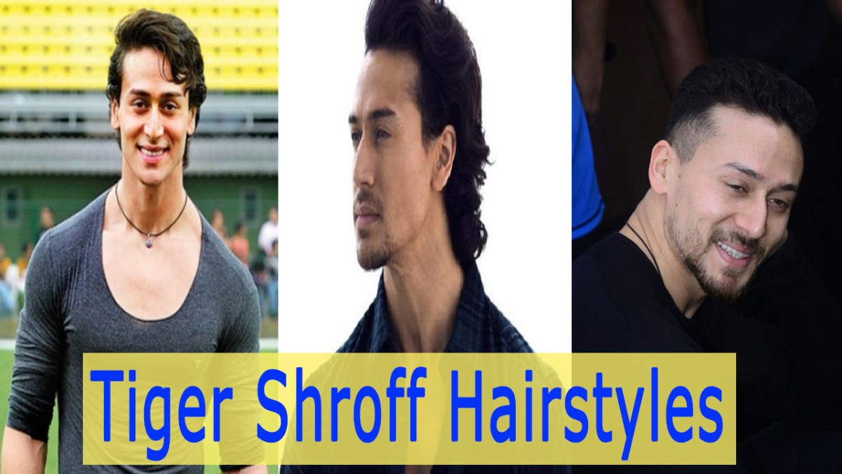 Tiger Shroff Hairstyles: Best of Tiger Shroff Hairstyle That Make You Look Attractive