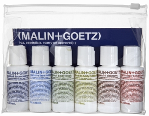 Malin+Goetz essential kit Gift