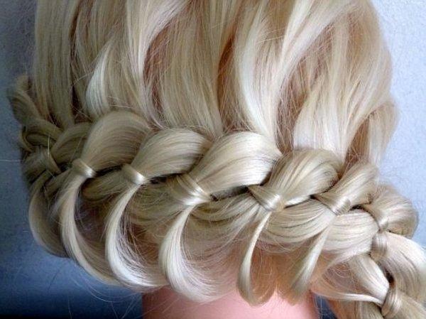 Плетение косичек для девочек - 68 фото великолепного плетения