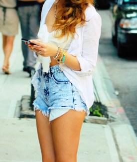 Stalk My Style: Bow Bandeau, Tumblr Girl Style