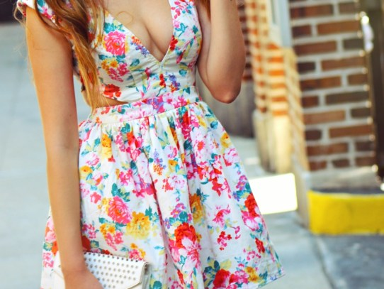Stalk My Style: Garden Party Swag