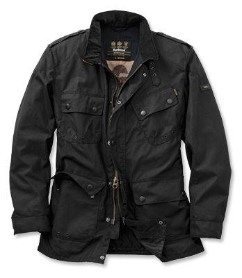 Menswear: Outerwear