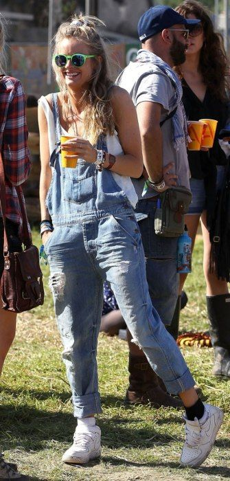 festival fashion inspirations overalls