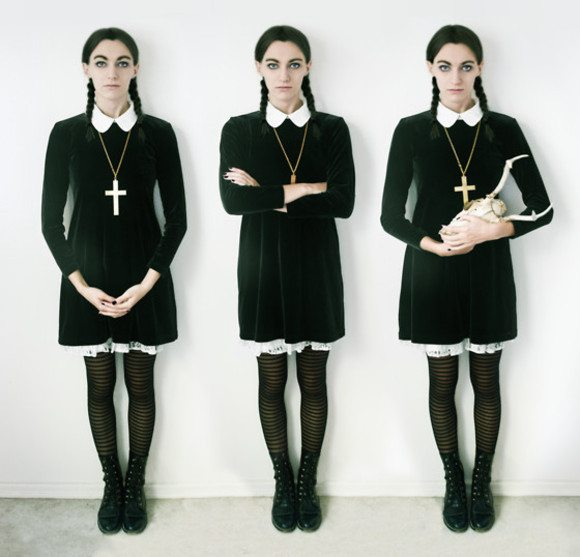 wednesday addams best halloween costumes