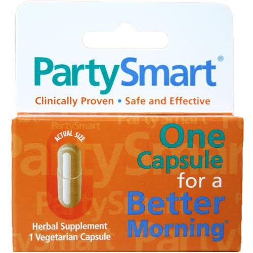 Holiday Survival Guide: Hangover cure PartySmart Pill