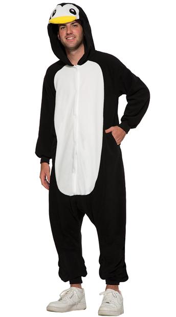 16 Hilarious men's halloween costumes - Penguin