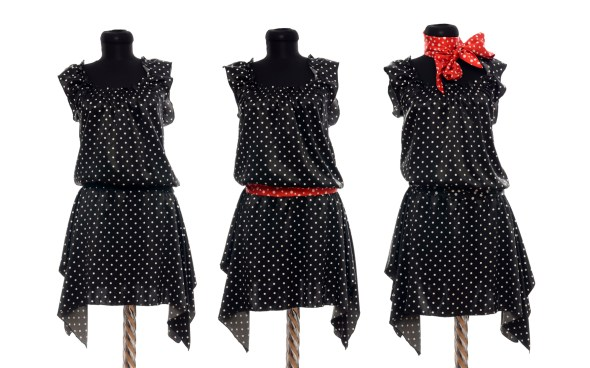 BlackPolkaDot-RedAccessories