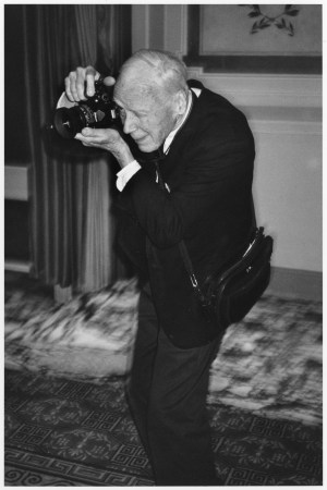 Bill Cunningham MCNY Winter Ball 02-25-15