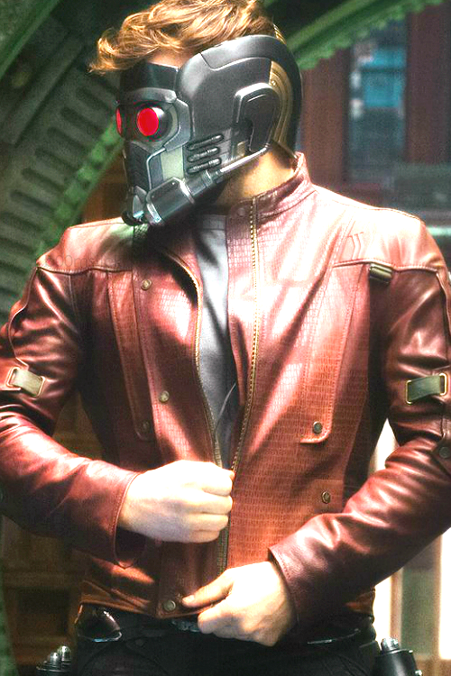 Star Lord via tumblr