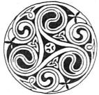 triskelion Illustration
