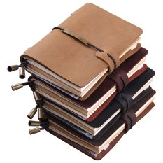 Amazon - Leather Travel Notebook