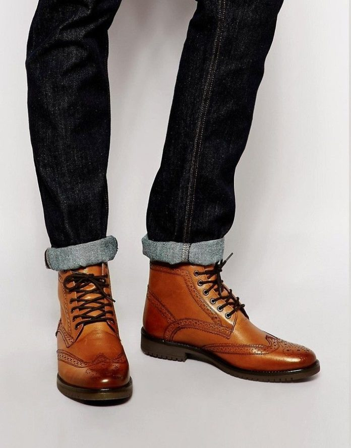 The Best Mens Shoes And Footwear ASOS Brogue Boots In