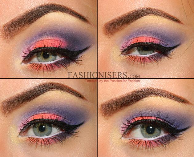 80 S Neon Makeup Ideas Makeupview