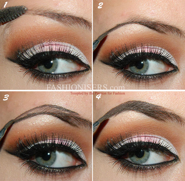 Step-by-Step Tutorial On How to Fill In Eyebrows