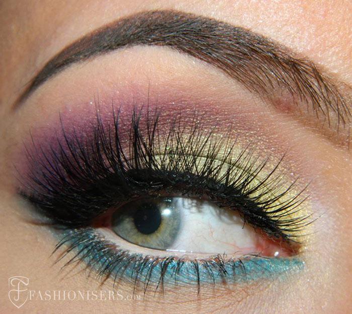 Pretty Pastel Makeup Tutorial Fashionisers
