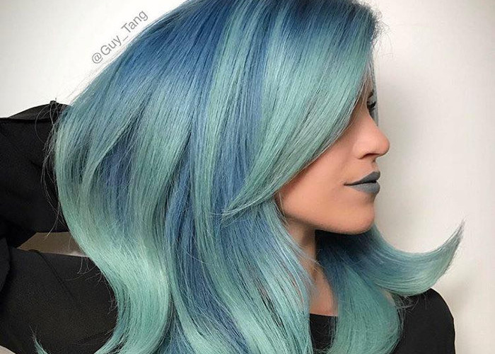 Dare to Dye Insanely Gorgeous Bold Hair Colors