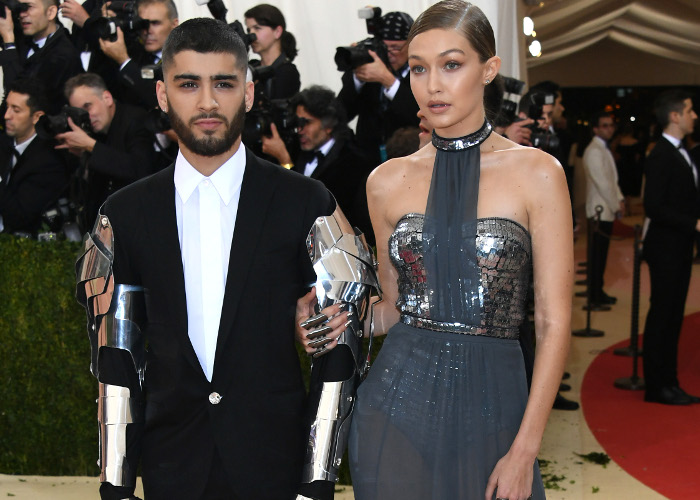 Gigi Hadid and Zayn Malik Confirm Break up With Heartbreaking Statements Gigi Hadid and Zayn Malik Met Gala