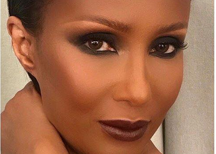 How to Age Gracefully According to Iman
