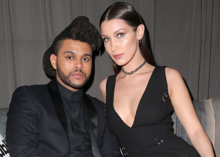Bella Hadid and The Weeknd Spotted Kissing in Cannes