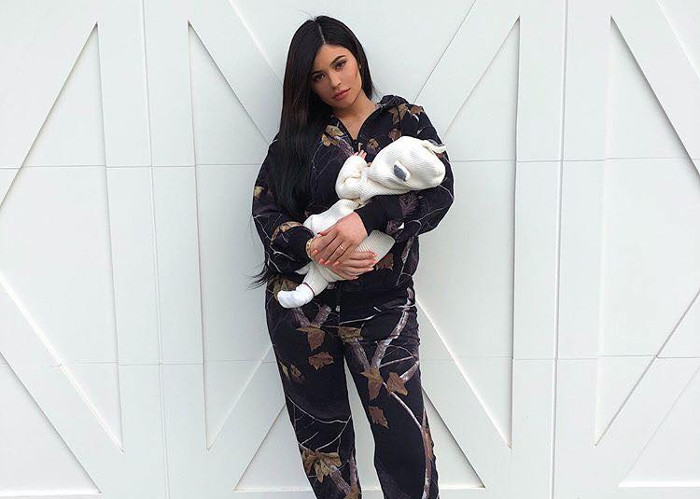 Kylie Jenner Explains Why She Named Her Daughter Stormi
