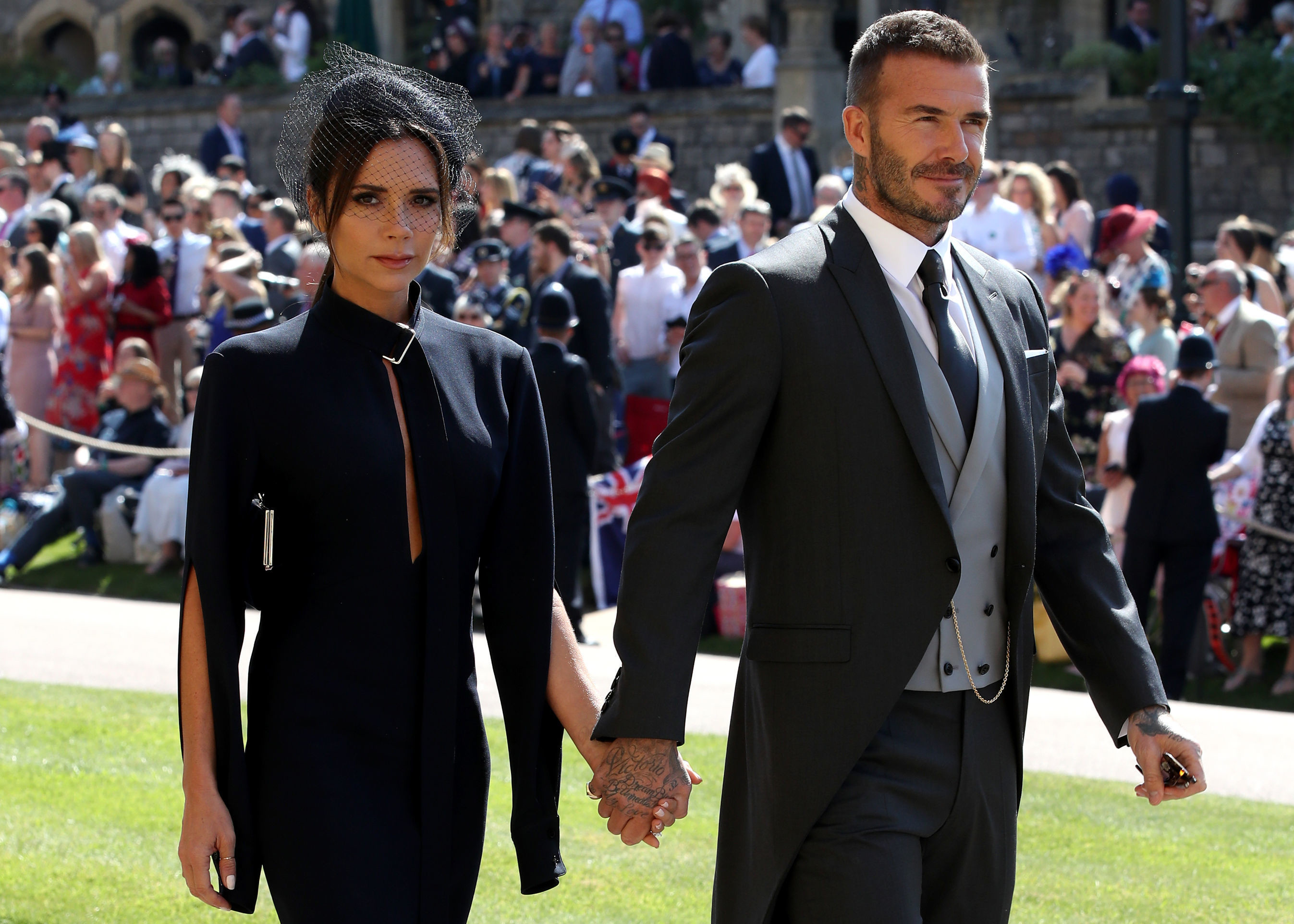Victoria Beckham Opens Up About The Royal Wedding