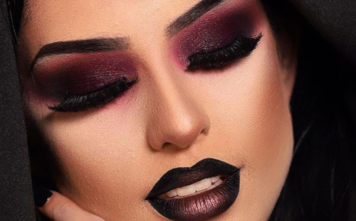 16 Vampy Makeup Looks To Get You Ready For Halloween