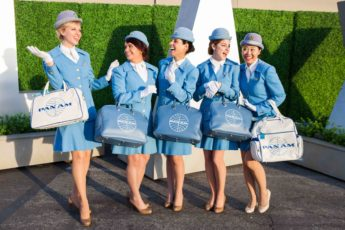 """Fly"" with Style at the Pan Am Experience"