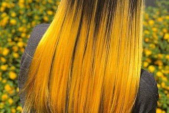 Mustard Hair is The Unexpected Way to Warm Up Your Hair This Spring