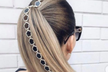 Ballet Lights Is The Hair Trend That Will Upgrade Your Topknot 1