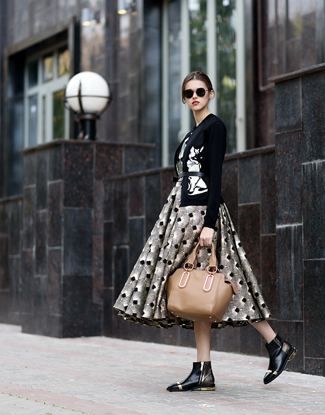 How-to-Put-The-Best-Outfit-Together-Daily-fashionable-woman-on-the-street
