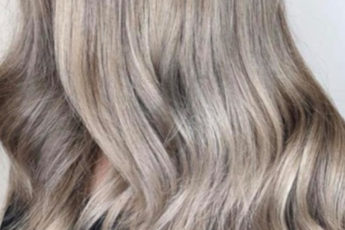 Mushroom Blonde Hair Color Trend 2