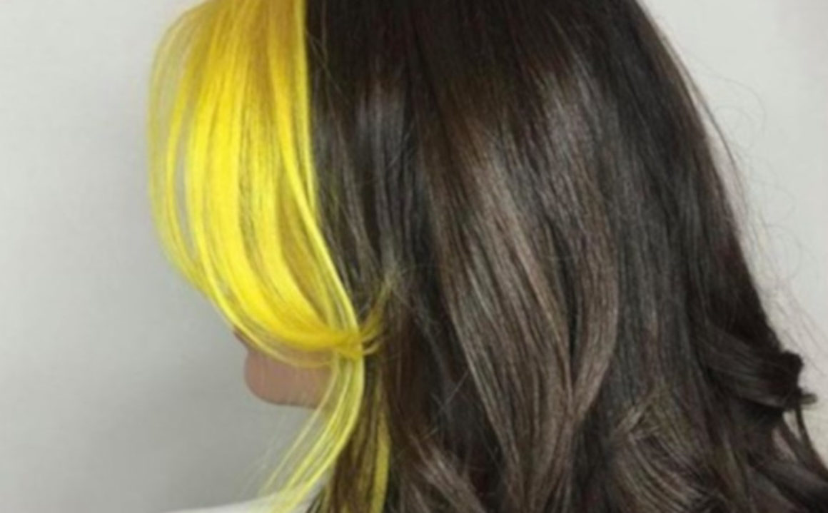 Two Toned Hair Color is The Biggest Summer Trend 5