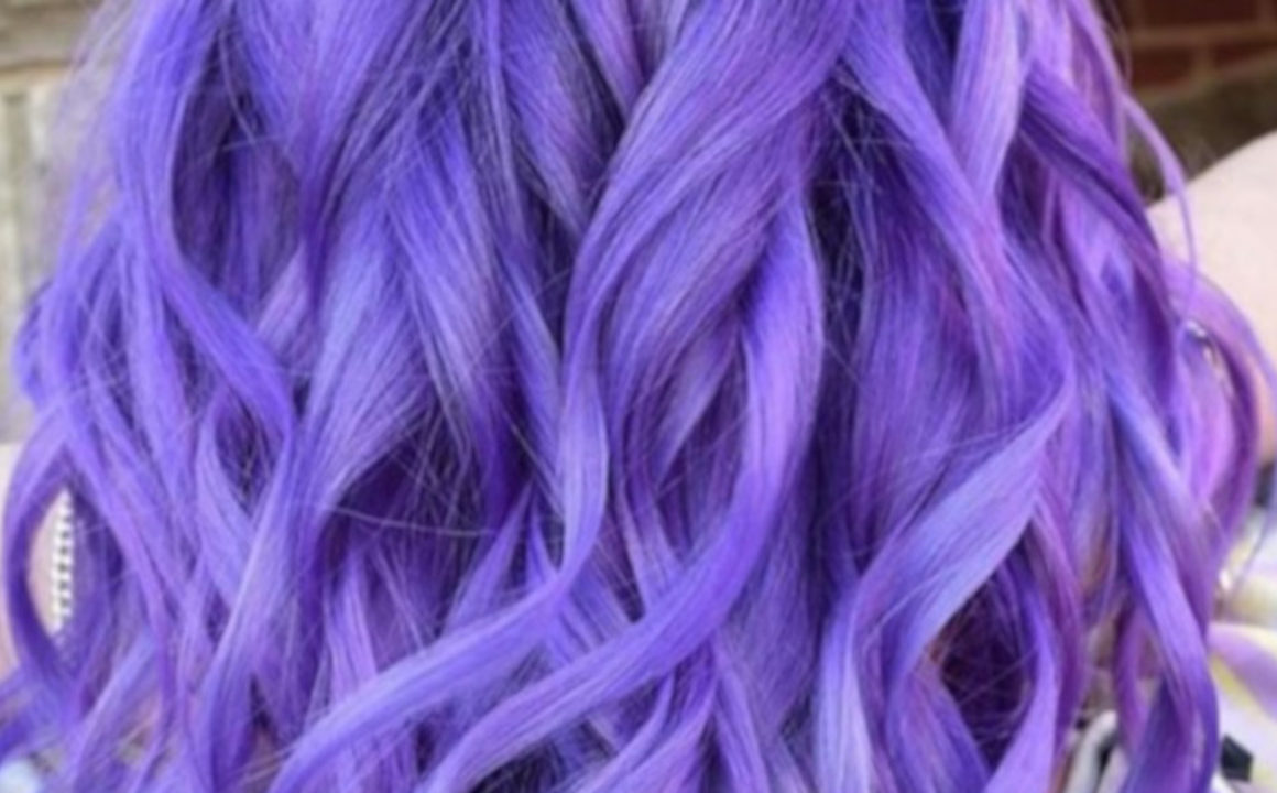 Lavender Hair is The Unexpected Color Trend We Can't Get Enough Of 1