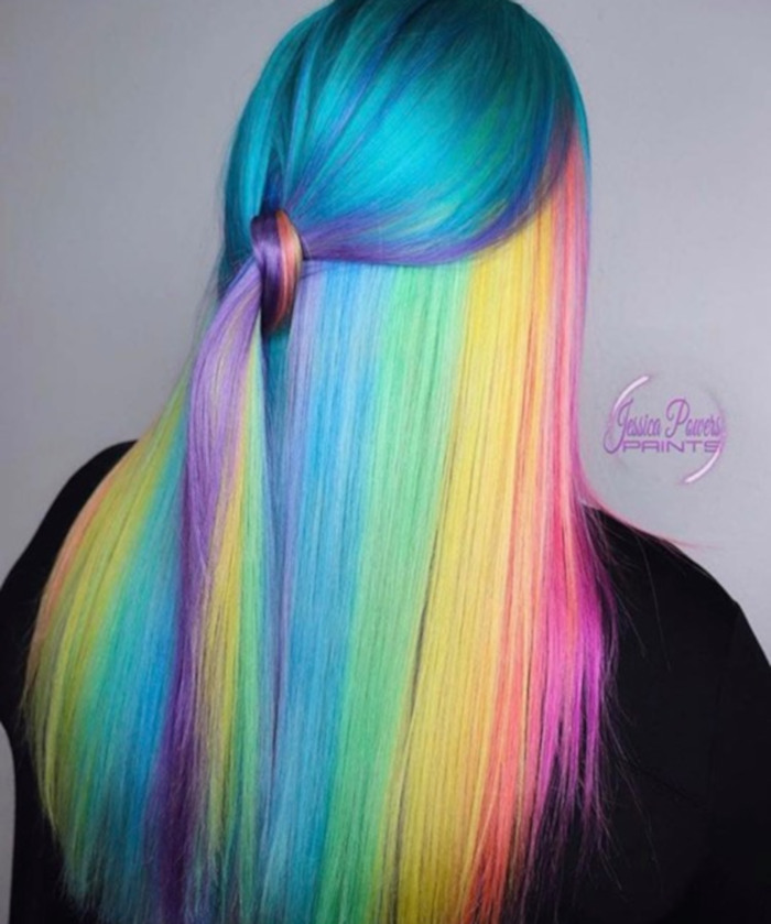 best pastel hair colors for 2020