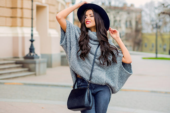 how-to-wear-a-hat-cold-weather-sweater-outfit-with-hat