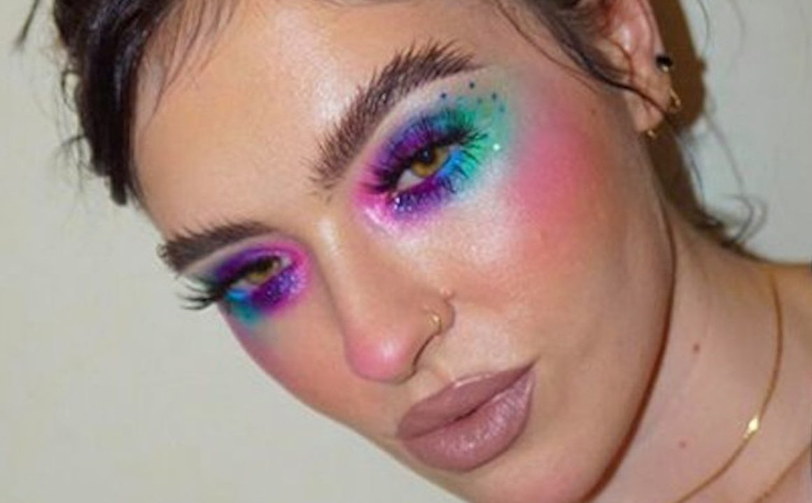 Pastel Makeup Looks