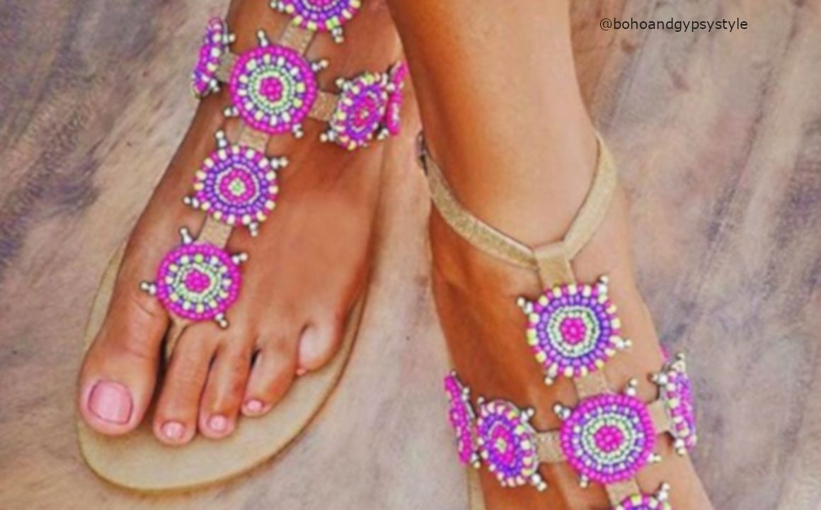 These Beach Sandals Will Give You Vacay Vibes