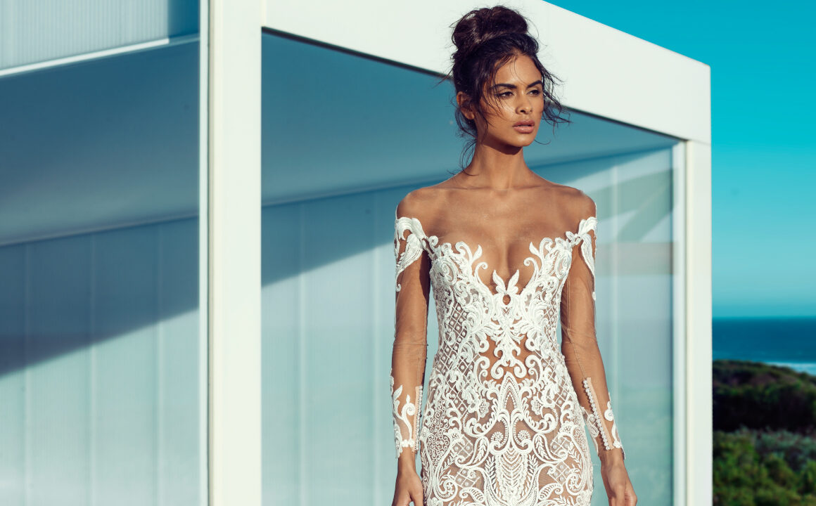 Nektaria Bridal - The Luxury Label for Traditional and Rule-Breaking Brides